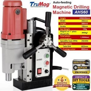 TRUMAG Magnetic Drilling Machine AHS60
