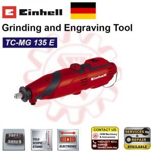 EINHELL Grinding and Engraving Tool TC-MG 135 E