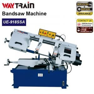 WAY TRAIN Bandsaw Machine UE-918SSA