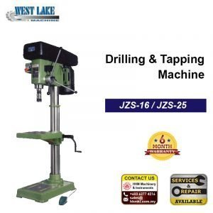 WESTLAKE Drilling & Tapping Machine JZS-16 /  JZS-25