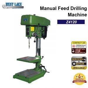 WESTLAKE Manual Feed Drilling Machine Z4120