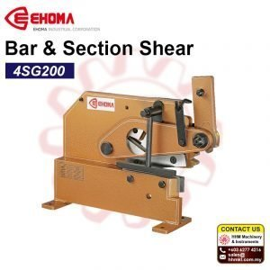 EHOMA Bar & Section Shear 4SG200