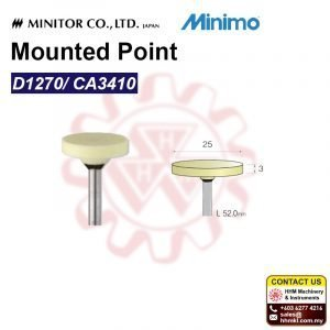 MINIMO Mounted Point D1270/ CA3410
