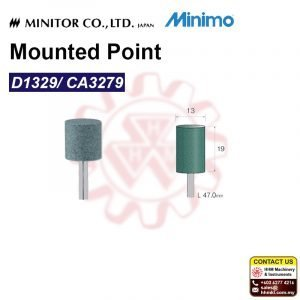 MINIMO Mounted Point D1329/ CA3279