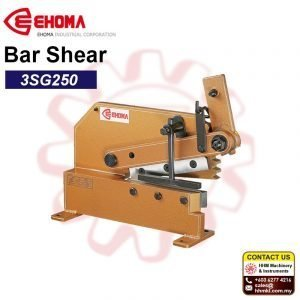 EHOMA Bar Shear 3SG250