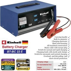 EINHELL Battery Charger BT-BC 22 E