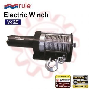 RULE Electric Winch 1.9ton V42E