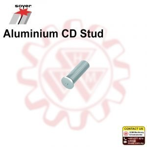 SOYER Aluminium CD Stud