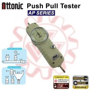 ATTONIC Push-Pull Tester AP Series