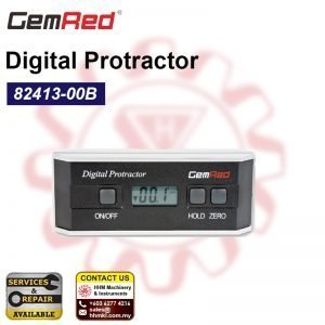 GEMRED Digital Protractor 82413-00B